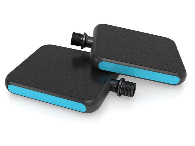 Moto Reflex Pedals blue/black